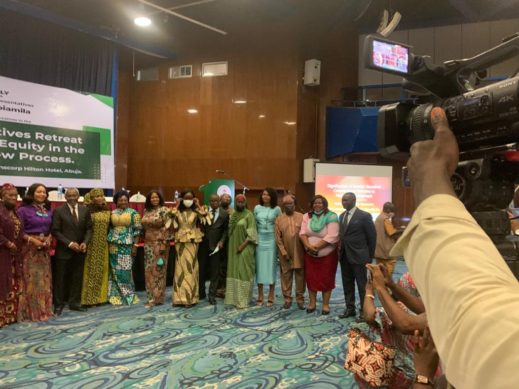 House of Representative Committee on Women 1
